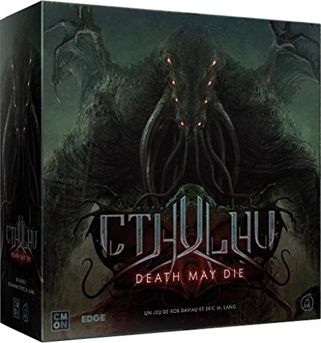 Cool Mini or Not Cthulhu - Death May Die - Version Française