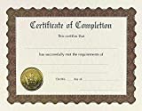 Great Papers! Certificate of Completion,...