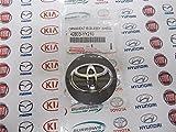 Tapacubos de aleación de grafito para Toyota Auris, Avensis
