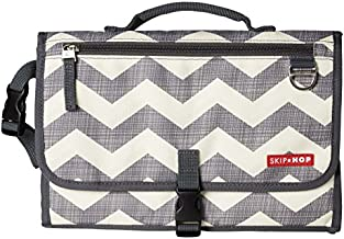 Skip Hop Diaper Bag: Grand Central Take-It-All Tote with Changing Pad