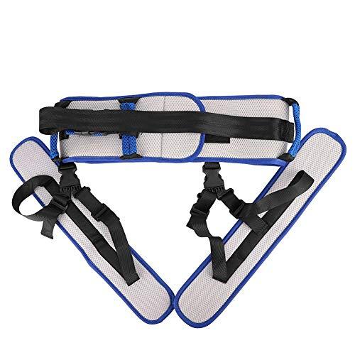 Standing Aids Gangband, Transfergürtel mit Beinschlaufen für ältere körperliche Genesung, Rehabilitation zum Trainieren und Gehen zu verhindern