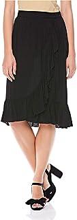 Vero Moda Women's Knee Length Skirt