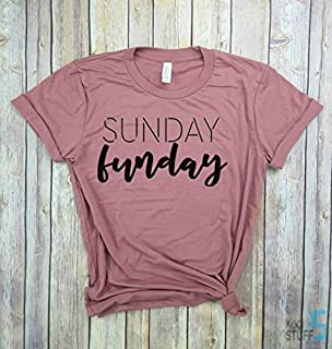 Sunday Funday, Brunch shirt, Game Day Shirt, Football Tshirt, Football Sunday Shirt, Football Season, Sunday Funday, Mimosas Tee, sorority game day shirt