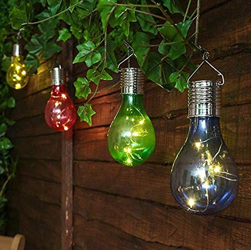 12 Best Solar Powered Outdoor Hanging LED Lights Reviews 11
