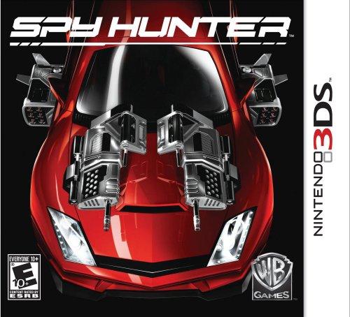 Warner Bros Spy Hunter, Nintendo 3DS