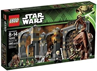 Toy / Play LEGO Star Wars Rancor Pit 75005. Minifigure, Playset, Collectible, Toys, Characters Game / Kid / Child by JOY-OUTLET