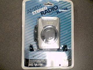 Aiwa Co., Ltd. Tokyo Japan Aiwa HS-TA164 Aiwa Am/FM Stereo Radio Cassette Player Model# HS-TA164 (Silver Color Version)