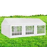 AMERICAN PHOENIX Party Tent 20x20 Heavy Duty Shelter Outdoor Wedding Events Gazebo Tent