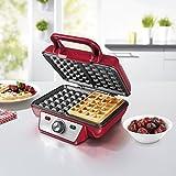 Zoom IMG-2 gourmetmaxx waffle iron per 2