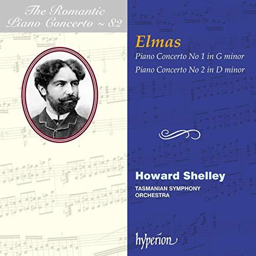 The Romantic Piano Concerto Vol. 82