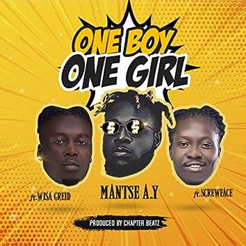 One Boy One Girl