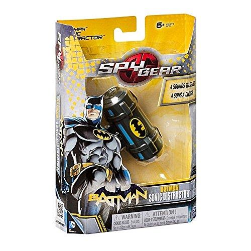 Spy Gear 6026813–Batman Micro Zubehör-Kontrollleuchte, Modelle Sortiert