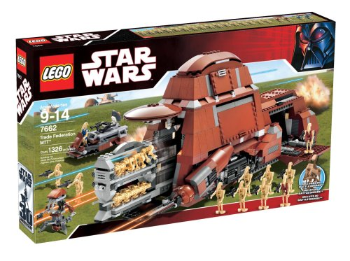 Star Wars Lego 7662 Trade Federation -