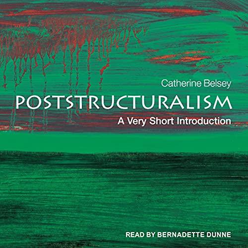 Poststructuralism cover art