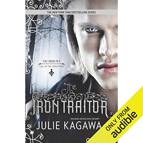 Page de couverture de The Iron Traitor
