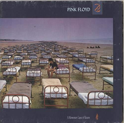 Pink Floyd - A Momentary Lapse Of Reason - Ltd. French only special tour souvenir Edn. (White Vinyl LP)