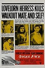 Angel Face Poster Movie B (11 x 17 Inches - 28cm x 44cm) Robert Mitchum Jean Simmons Mona Freeman Herbert Marshall Leon Ames