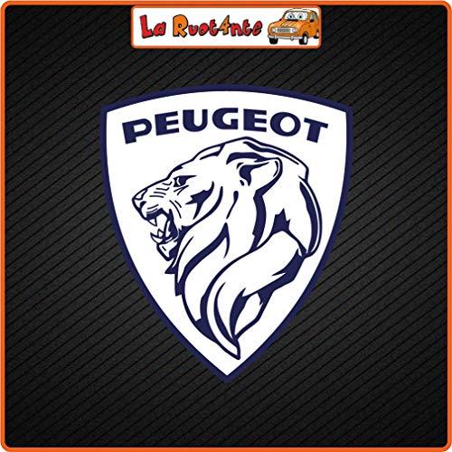 Kit Adesivi Stickers Peugeot Sport 1090-10 Adesivi Tuning Auto Car 0743