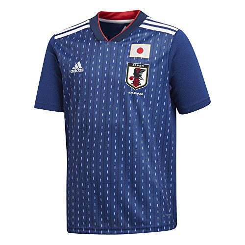 adidas Japan National Team 2018 WC Home Junior Boys' Jersey (YM)
