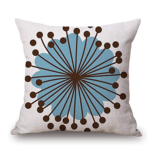 gSpirit 4er Pack Blume Einfacher Stil...