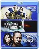 X-Men Primera Generacion/ Ultimatum A La Tierra/ Yo, Robot - Bd Tri [Blu-ray]