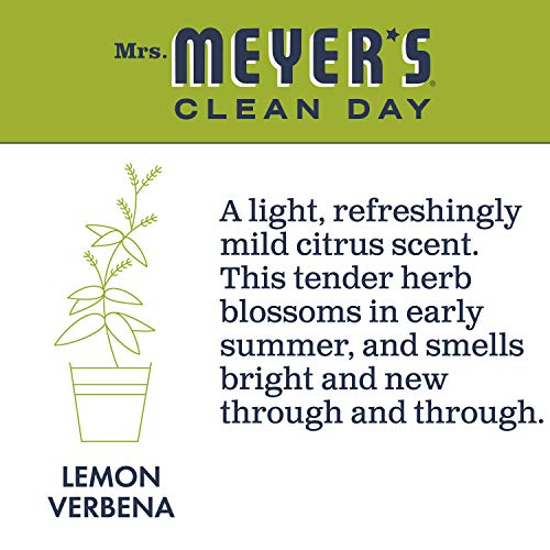 Mrs. Meyer's Clean Day Multi-Surface Everyday Cleaner, Lemon Verbena, 16 ounce bottle