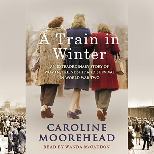 Page de couverture de A Train in Winter