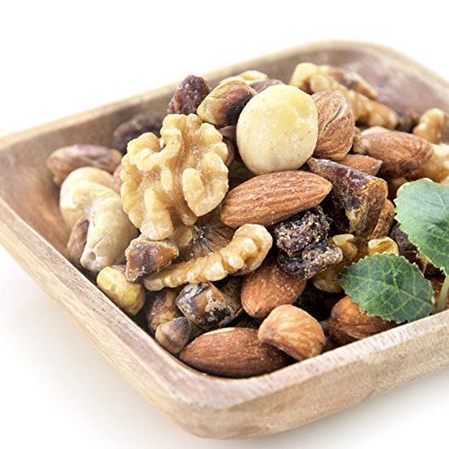 7種の ミックスナッツ 無添加 無塩 お得用 500g 素焼き ナッツ