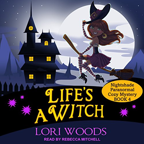 Couverture de Life's a Witch