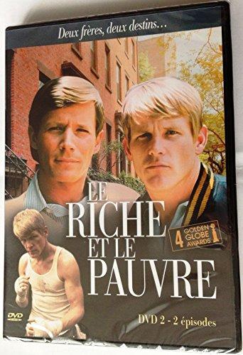 LE RICHE ET LE PAUVRE. DVD 2. episode 2 et 3