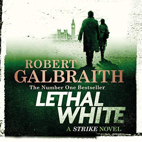 Couverture de Lethal White