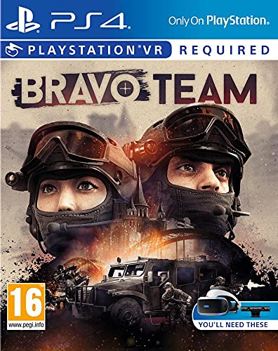 Bravo Team PS VR - PlayStation 4 [Edizione: Francia]