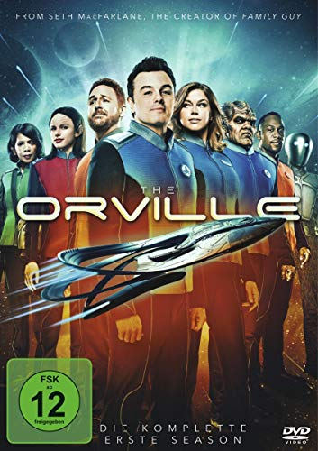 The Orville - Die komplette erste Season [4 DVDs]