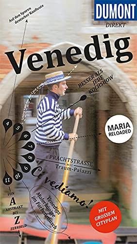 DuMont direkt Reiseführer Venedig: Mit großem Cityplan