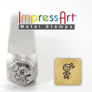 Design Stamps 1/Pkg-Jenny 6 mm