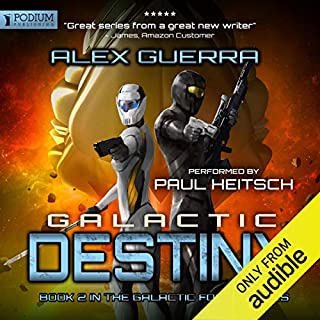 Galactic Forge (Audiobook) by Alex Guerra | Audible com