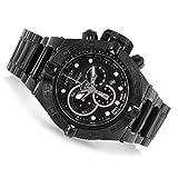 Invicta Mens 50mm Subaqua Noma IV Swiss Made Quartz Chronograph Stainless Steel Bracelet Watch