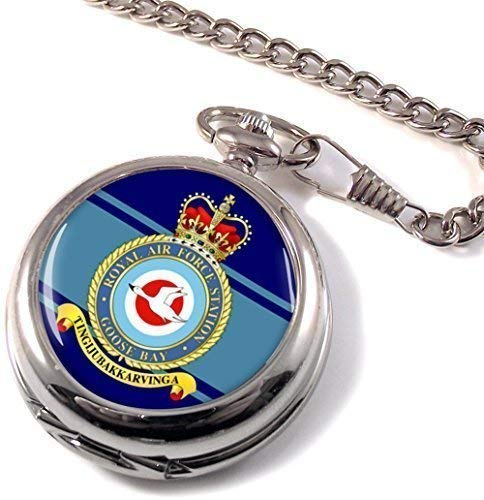 Royal Air Force Station Goose Bay (RAF) Montre de Poche