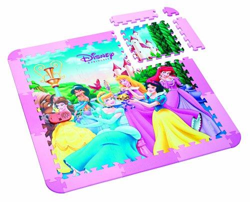 Lexibook - IT208 - Jeu éducatif Premier âge - Le tapis magique des princesses Disney