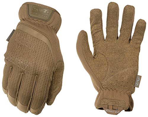 Mechanix FastFit Coyote Gloves, Small