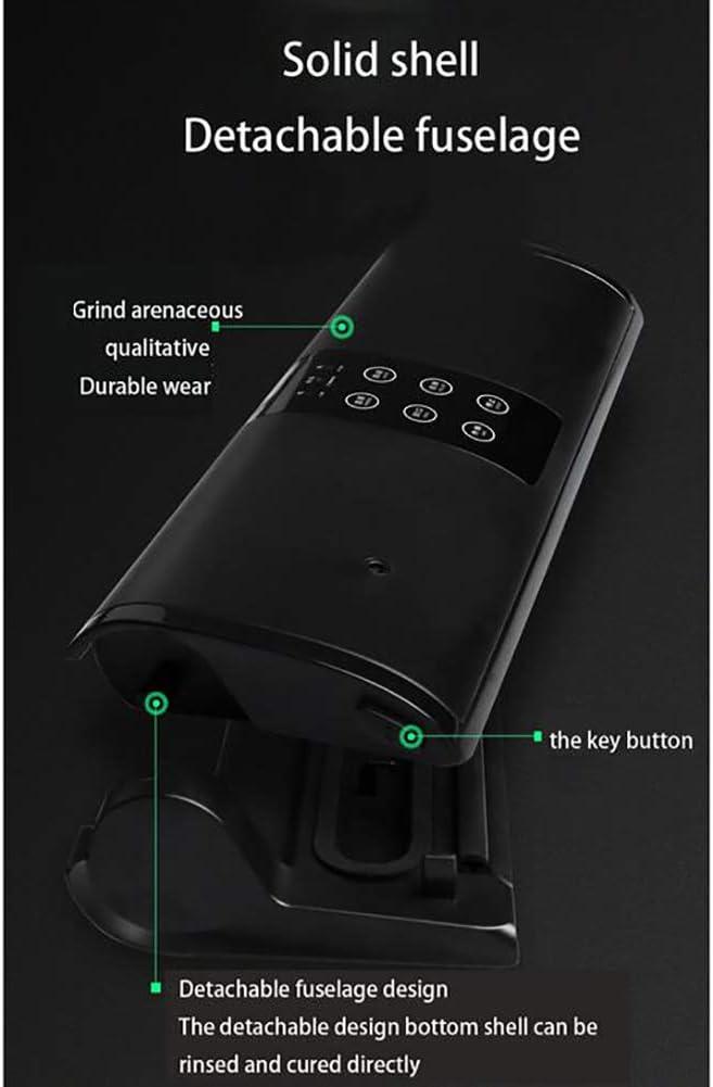 TTIK Machine sous Vide Automatiqu Machine De Scelleuse sous Videdesign Compact Indicateur LED Intelligent pour La Cuisine Et La Conservation, 10 Pcs Sac sous Vide Alimentaire A