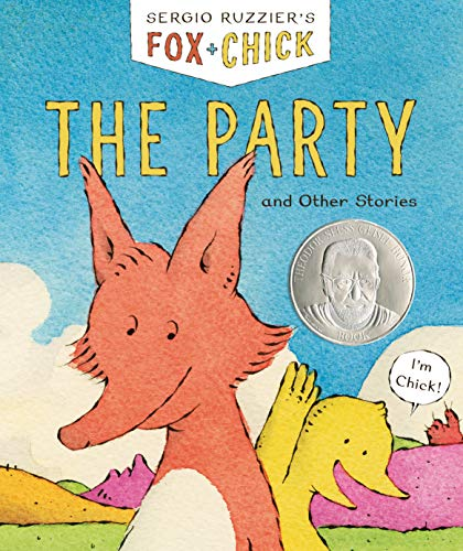 Fox & Chick: The Party: and Other Stories (Learn to Read Books, Chapter Books, Story Books for Kids, Children's Book Series, Children's Friendship Books) (Fox & Chick, 1)