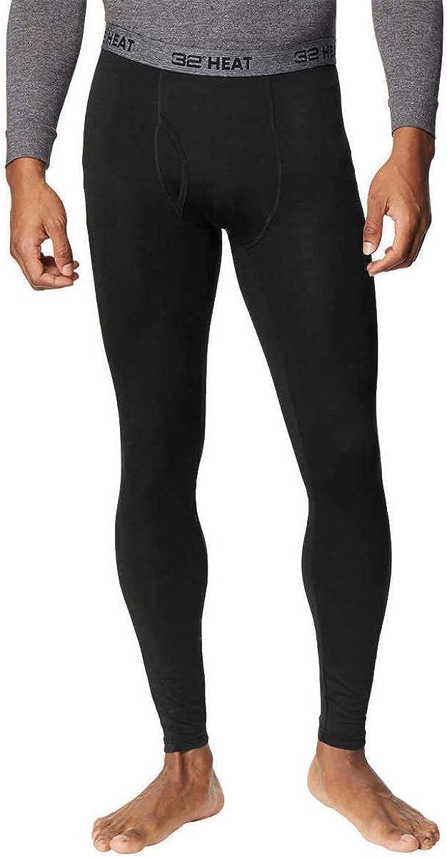 32 DEGREES Men's Heat Pant, 2-Pack