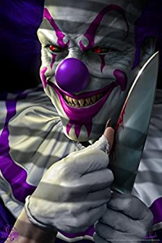 Best clown pictures scary Reviews