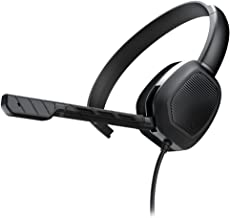 Headset com fio AfterGlow LVL 1 para Xbox One - Preto/Verde - Xbox One