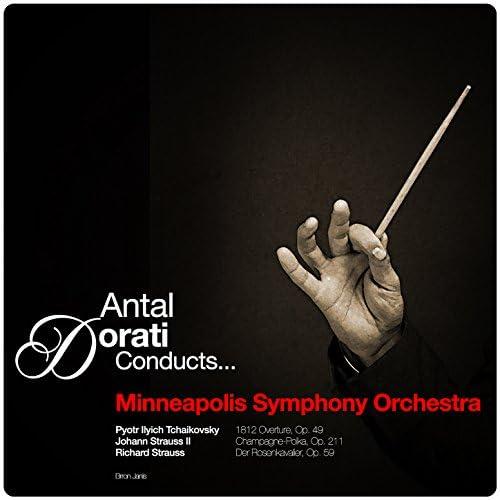 Antal Dorati, Brron Janis & Minneapolis Symphony Orchestra