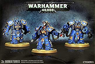 Games Workshop Space Marine Centurion Devastator Squad Warhammer 40,000