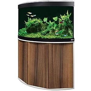 Aquariumkombination-Fluval-Venezia-190-mit-LED-Beleuchtung-Heizer-Filter-und-Unterschrank-Noce-Tiepolo