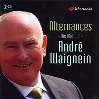 アルテルナンス:アンドレ・ウェニャン作品集 Alternances: The Wind Music of Andre Waignein