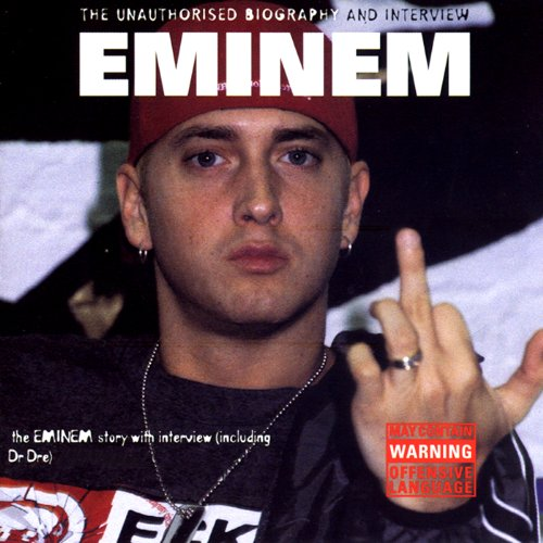 Eminem audiobook cover art